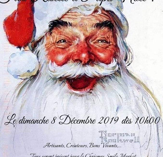 8/12/2019 – Christmas Smile Market