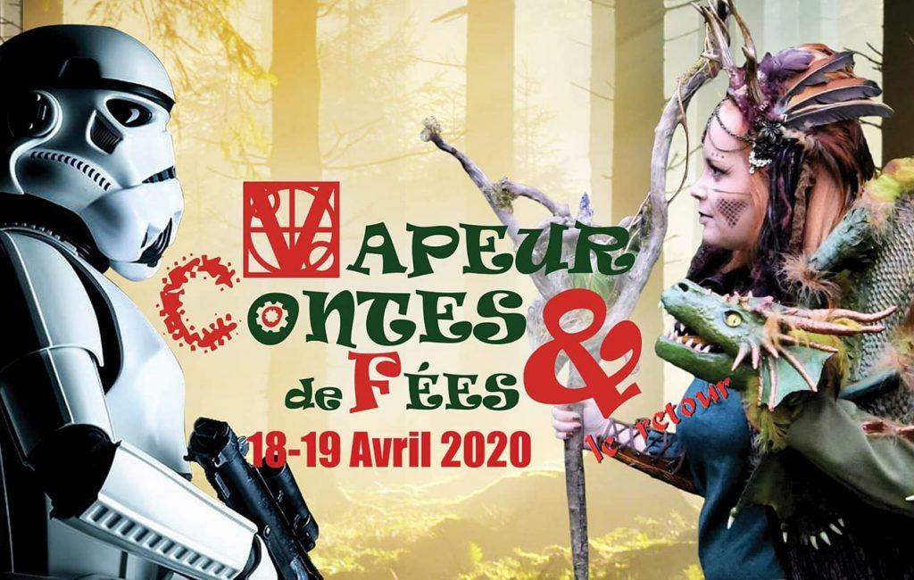 08-09 mai 2021 – Vapeur et Contes de fées 2