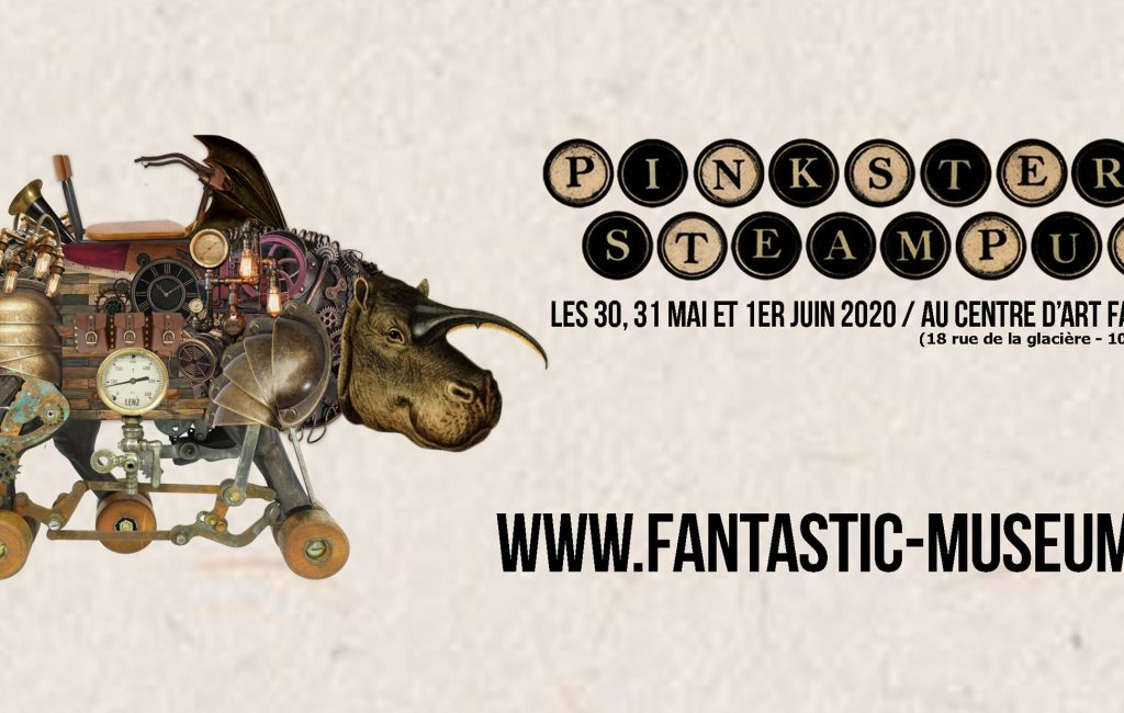 Du 2 au 4 octobre 2020 – Pinksteren Steampunk